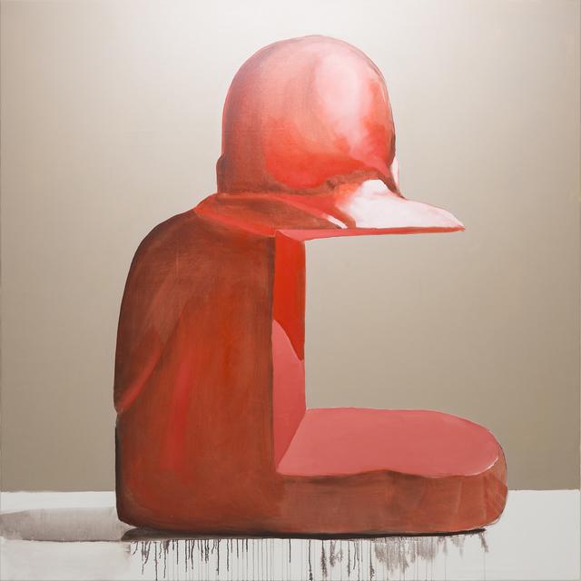 , 'Red Buda,' 2014, Mai 36 Galerie