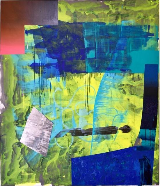 , 'Alexej,' 2014, Galerie Kornfeld