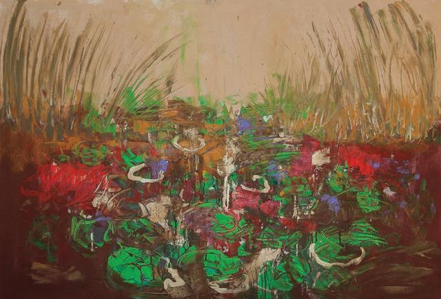 , 'Ninfee di giorno,' 2016, Maddox Gallery
