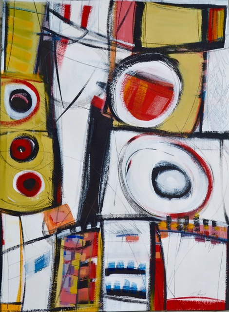 , 'Swing #22,' 2018, 440 Gallery