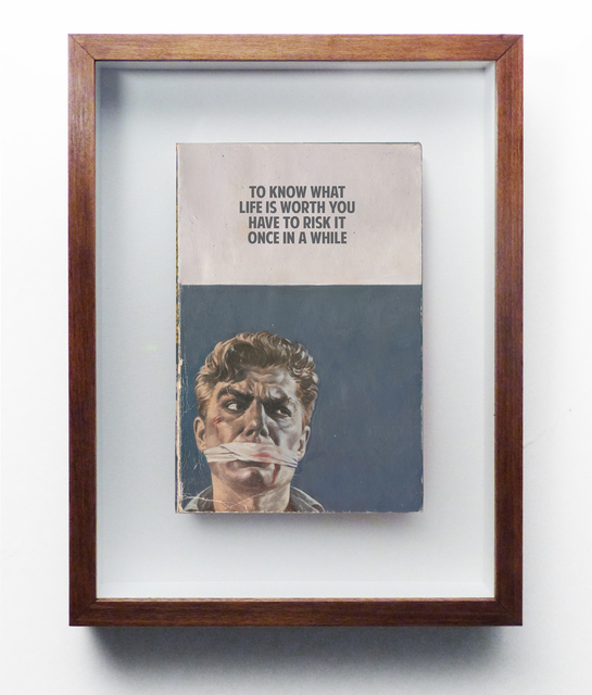 The Connor Brothers, 'To Know What Life Is Worth You Have To Risk It Once In A While', 2017, Maddox Gallery