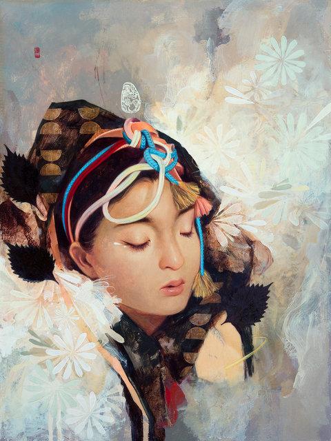 "Soey Milk, '""Somnambulist""', 2015, Hashimoto Contemporary"