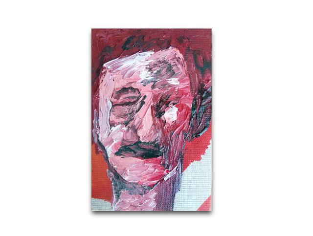 , 'Edgar Allan Poe,' 2018, Galerie Bart