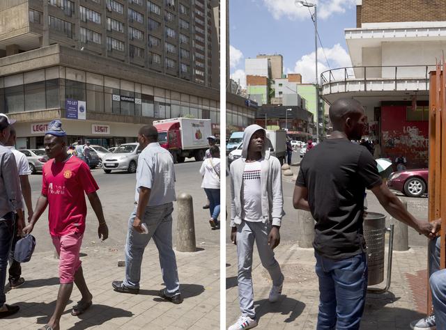 , 'Kotze Street, Johannesburg, South Africa,' 2016, Kuckei + Kuckei