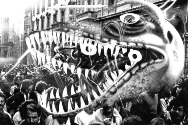, 'City Animals (1977/1981),' 2016, Umberto Di Marino