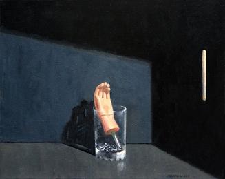 , 'Hand,' 2017, MARS