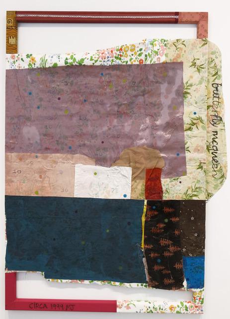 , 'Butterfly McQueen,' 2014, Jane Lombard Gallery