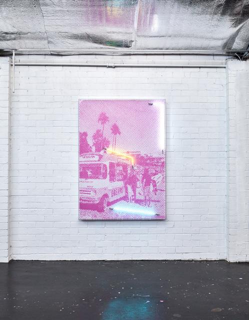 , 'Cream Of Your Dreams (Pink),' 2019, Axiom Contemporary