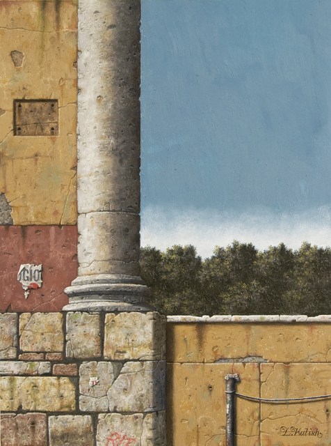 , 'A Column in Tuscany,' 2014, Clark Gallery