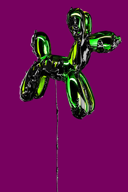 , 'Balloon Dog,' ca. 2018, AC Gallery