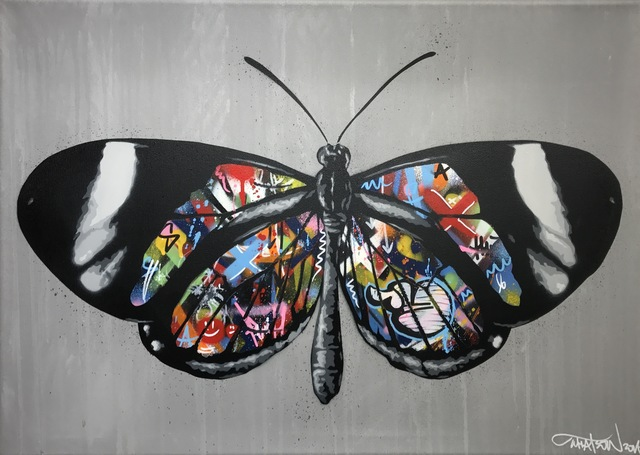 , 'Butterfly,' , Modus Art Gallery