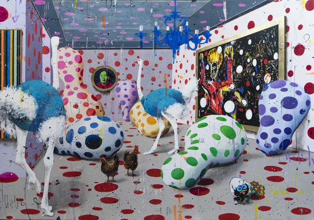 Angelo Accardi, 'Don't move', 2019, Eden Fine Art