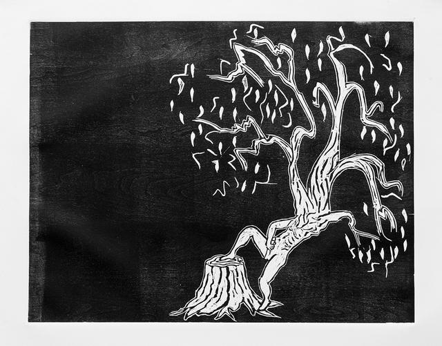 , 'Eucalyptus Standard ii,' 2015, Sutton Gallery