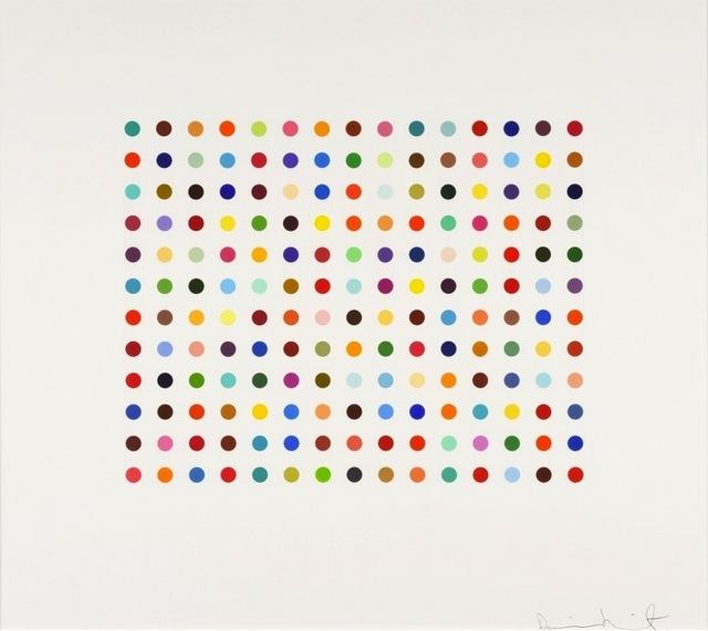 Damien Hirst, 'Pyronin Y', 2005, Vogtle Contemporary