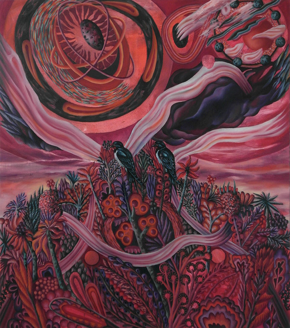 , 'Üppige Kernzone (Schwalben),' 2013, Beck & Eggeling