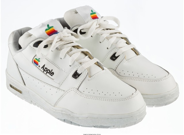 Apple, 'Apple Computer Sneakers', circa early 1990s, Heritage Auctions