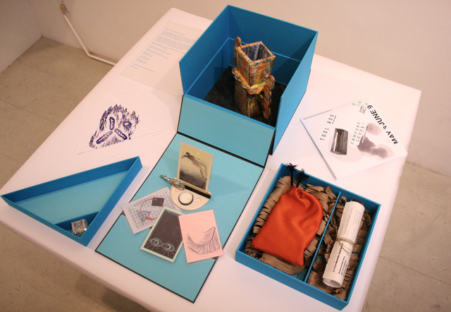 , 'Tool Box - Limited Edition Box with five editioned artworks and catalog,' 2018, Field Projects