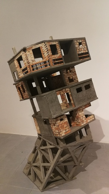 """, 'From the series """"Métodos de Construcción"""",' 2017, SGR Galería"""