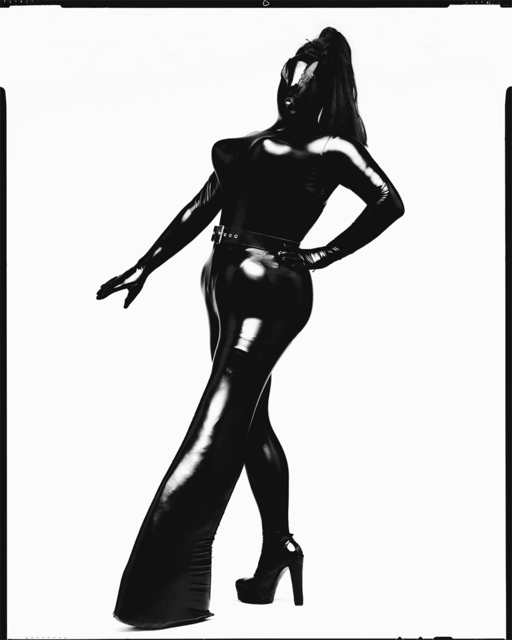 , 'Leigh Bowery: Session 7, Look 38,' 1994, Staley-Wise Gallery