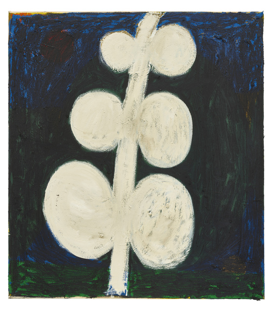 , 'Plant Motif (Medium),' 2018, Kristof De Clercq