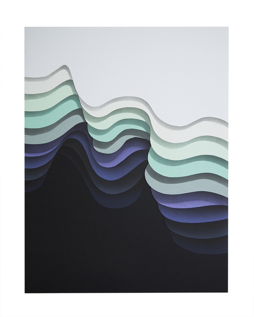 , 'Flow_03,' 2016, Hashimoto Contemporary
