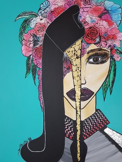 Krista Judkina, 'fashion session', 2019, Contemporary Gallery CH