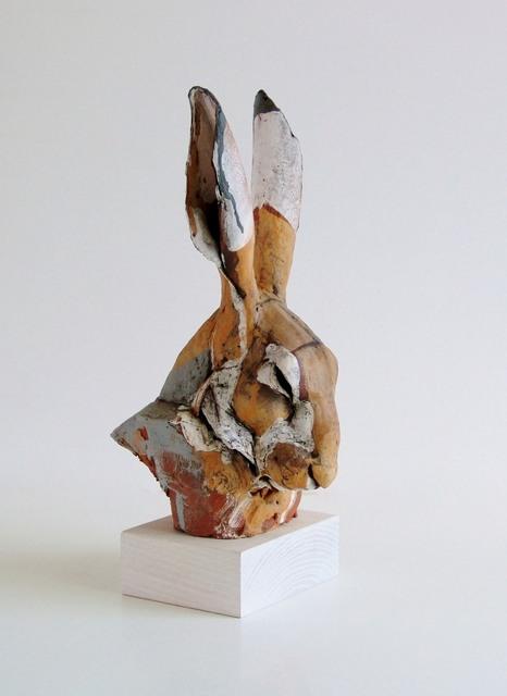 , 'Hare Head Study iii,' 2016, Castlegate House Gallery