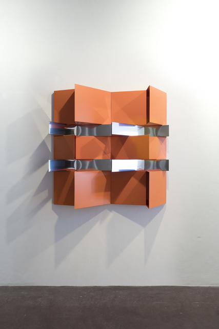 , 'Series Orange and grey,' 2018, PRESENÇA