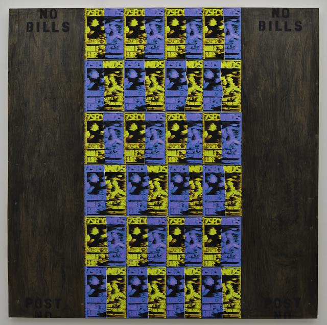, 'Seven, Eight, Nine Point Nine,' 2015, Simon Lee Gallery
