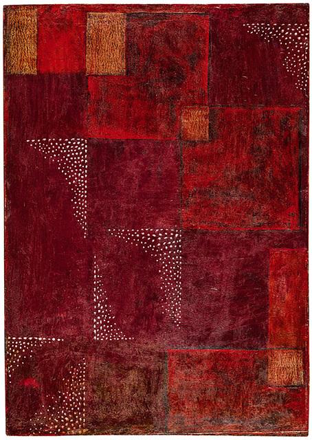 , 'Quadrati effimeri [Ephemeral squares],' 1952, Richard Saltoun