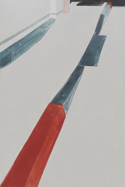 , 'Green Plane,' 2016, Philipp von Rosen Galerie