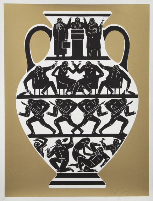Cleon Peterson, 'Trump', 2017, Julien's Auctions