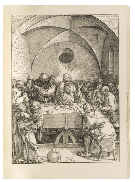 Albrecht Dürer, 'Passio domini nostri Jesu', 1511, Dr. Jörn Günther Rare Books