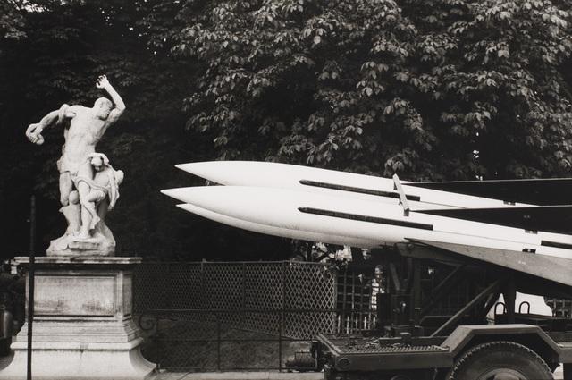 , 'Jardin de Tuileries,' 1976, Tracey Morgan Gallery