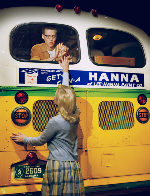 , 'Bus Stop, 1958,' 2007, MARUANI MERCIER GALLERY