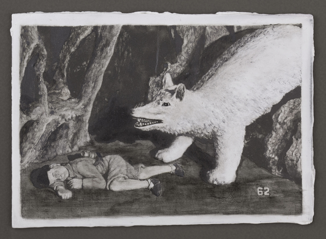 , 'Haw Par Villa #2 (Friendship Bear),' 2014, Galerie pompom