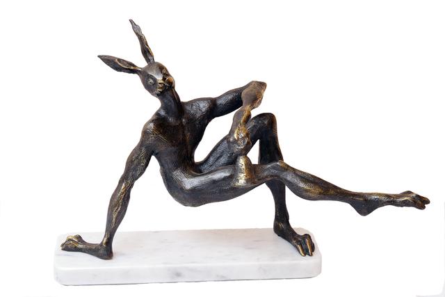 , 'Haughty Hare,' ca. 2015, Ararat Gallery
