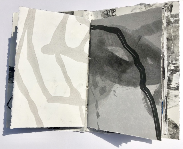Nicole Maynard-Sahar, 'Collage Book 1', 2018, Flow 305