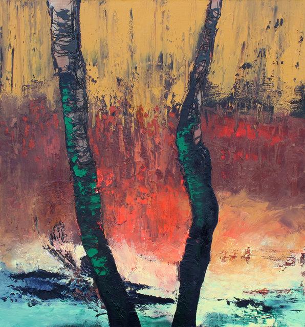 , 'Between the Trees,' 2014, Albemarle Gallery | Pontone Gallery