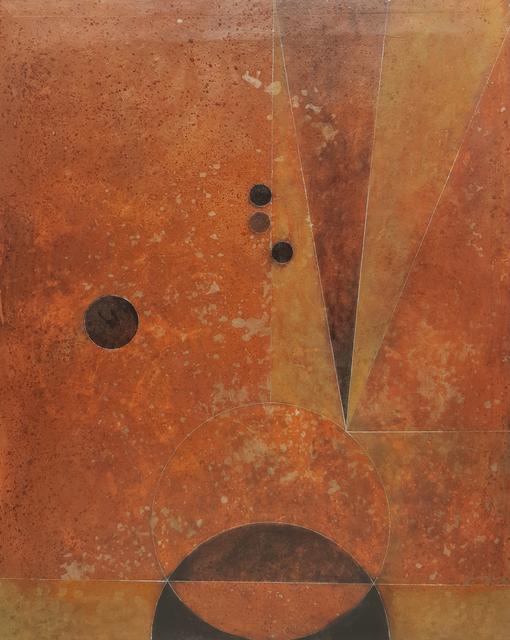 , 'Estrategia II,' 2016, Aldama Fine Art