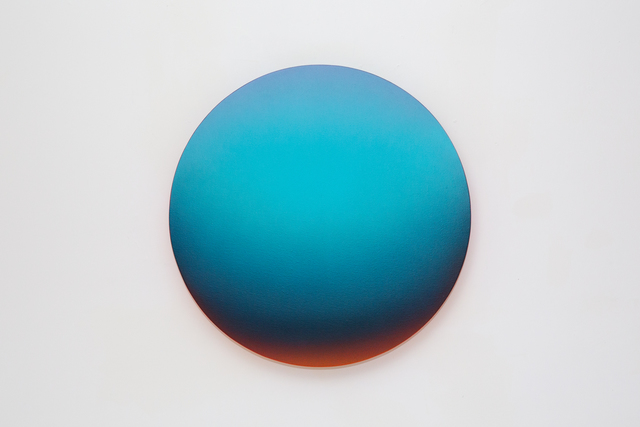 , 'Turkis Gradient,' 2018, Mirus Gallery