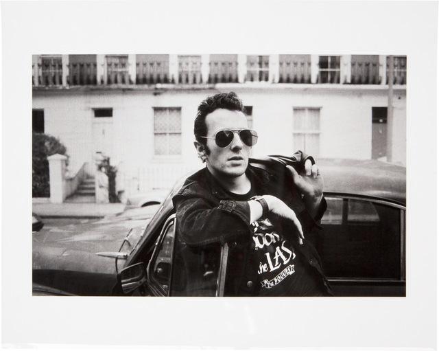 , 'Joe Strummer, London 1985,' 2009, Other Criteria