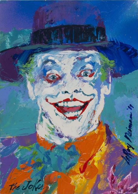 , 'The Joker,' 1989, Over the Influence