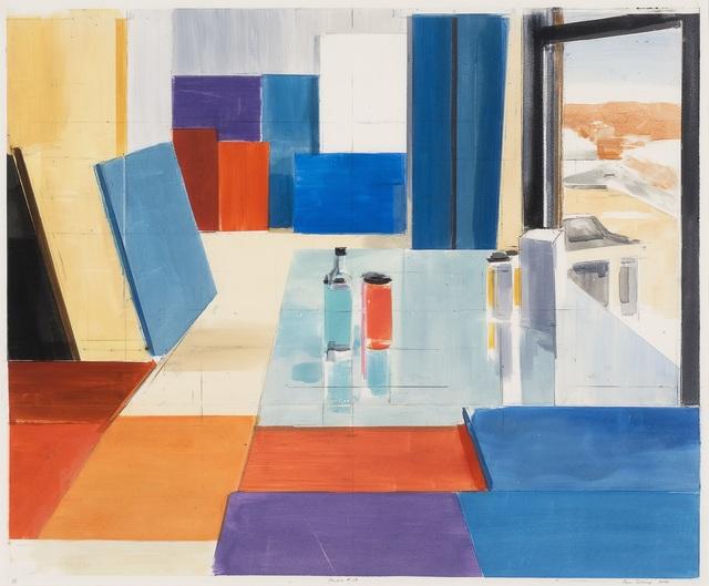 Peri Schwartz, 'Studio #13 1/1', 2018, Gerald Peters Gallery