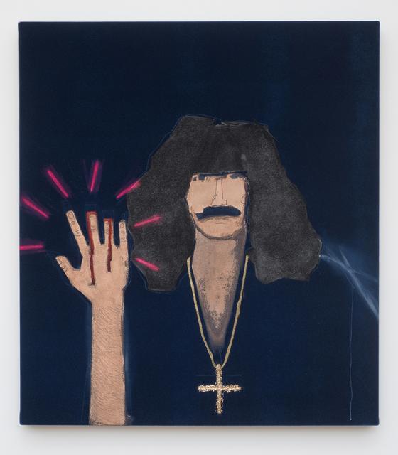 , 'Tony Iommi,' 2017, Western Exhibitions