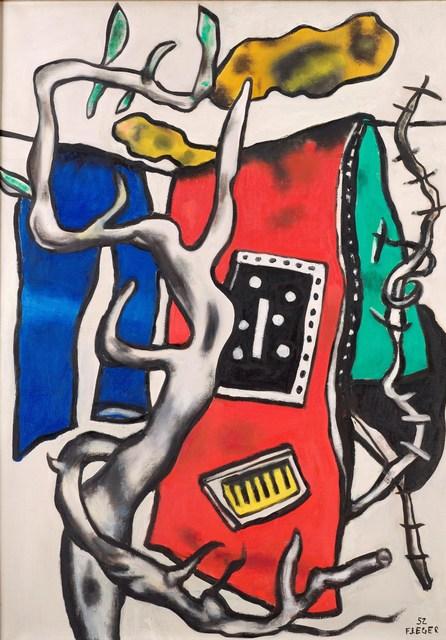 , 'Le Tapis Rouge dans le Paysage,' 1952, DICKINSON