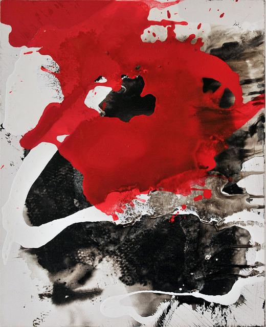 , 'Lotus Rising Study no 7,' 2016, E-Moderne Gallerie