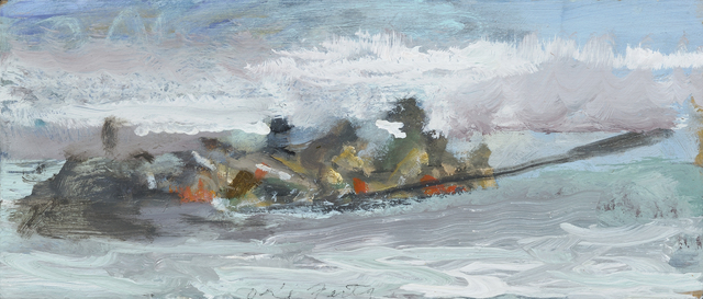 , 'Open Boat,' 2014, Paul Thiebaud Gallery