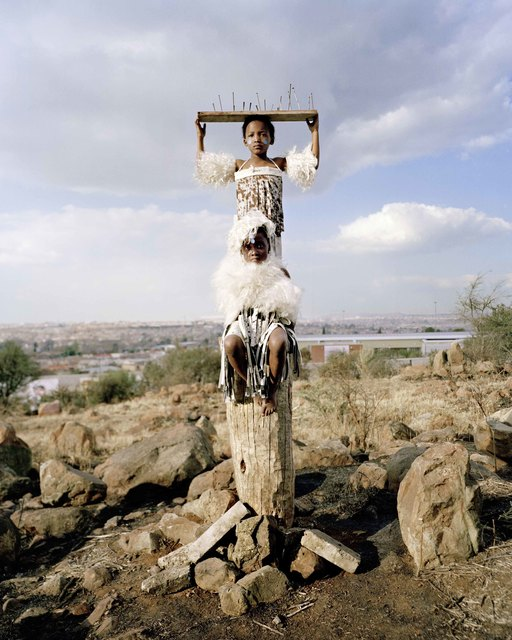 ", 'Strength, from the series ""Zulu Kids"" ,' 2014, Art Twenty One"