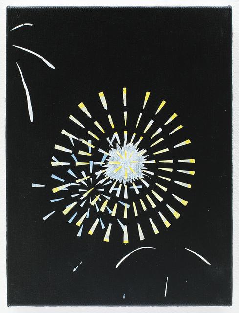 , 'Niigata Fireworks,' 2015, Ameringer | McEnery | Yohe